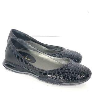 Cole Haan Nike Air Bria Woven Ballet Flats
